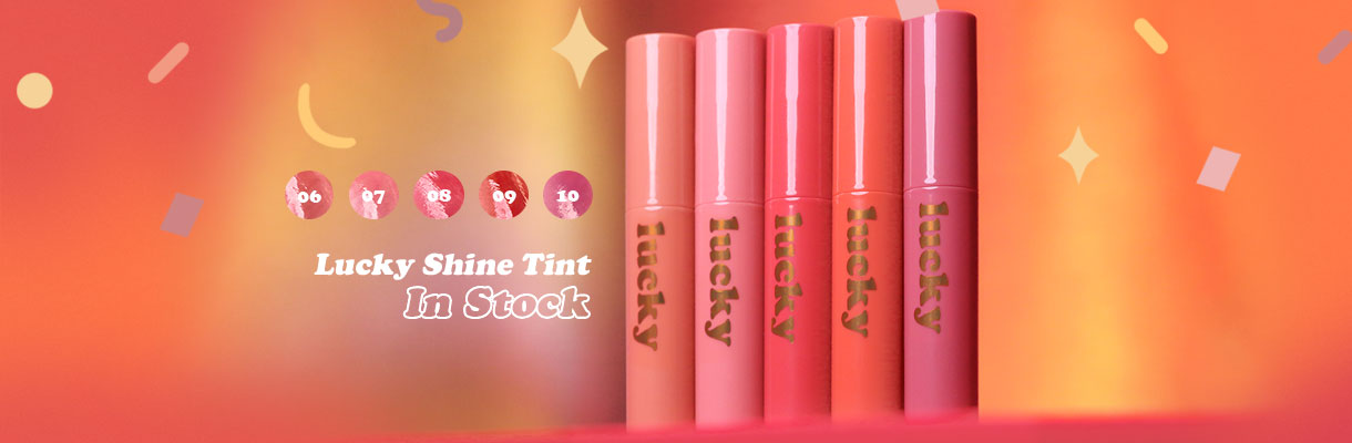 Coming Soon Bbia Lucky Shine Tint