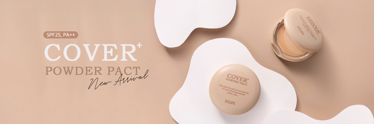 Eglips Cover Powder Pact Plus