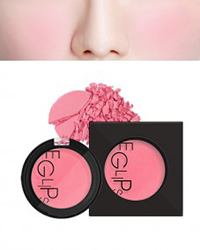 Eglips Apple Fit Blusher - 02 Sexy Rose