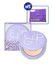 Eglips Blur Powder Pact Lavender Edition - 21