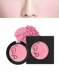 Eglips Apple Fit Blusher - 01 Pure Pink