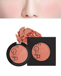 Eglips Apple Fit Blusher - 04 Tangerine Coral