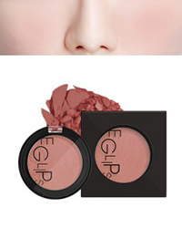 Eglips Apple Fit Blusher - 09 Caramel Pink