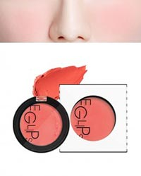 Eglips Apple Fit Cream Blusher - C3 Juicy Coral