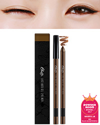 Bbia Last Auto Gel Eyeliner - 02 Mellow Brown