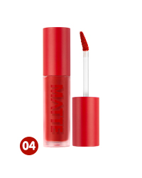 Eglips Matte Fit Lip Lacquer - 04 Red Devil