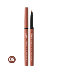 Eglips Super Slim Auto Long Eyeliner - S5 Coral Attack