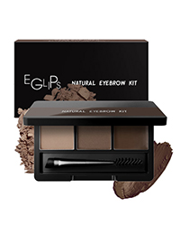 Eglips Natural Eyebrow Kit - 01 Natural Brown