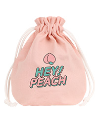 Eglips Hey Peach Pouch