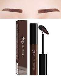 Bbia Last Eyebrow Gel - 01 Dark Brown