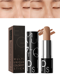 Eglips Multi Unique Color Fit Stick - 05 Almond Brown